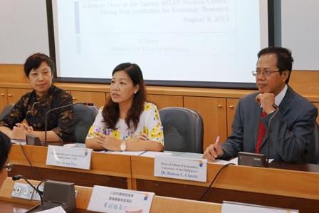 「東協稻米貿易論壇:糧食安全之區域合作」專題演講圓滿落幕