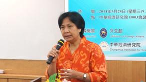 「2015年東協共同體與印尼之角色」專題演講圓滿結束