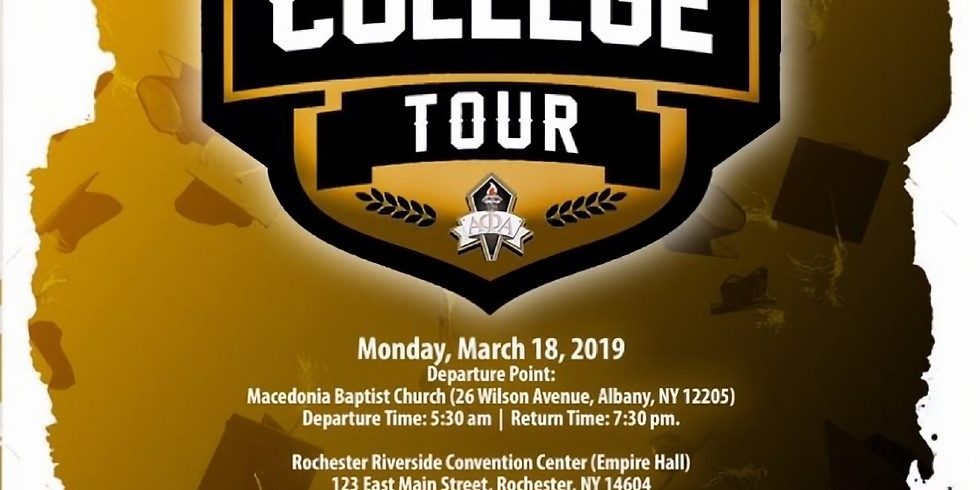 2019 College Tour Hosted by George Biddle Kelly Foundation