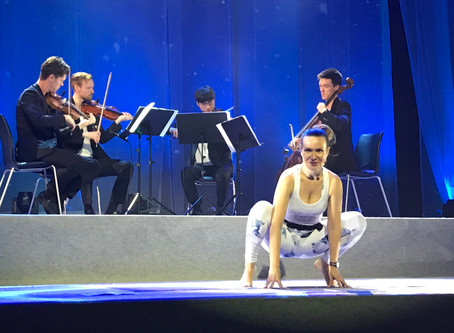 Yoga Concert in GLOBEN