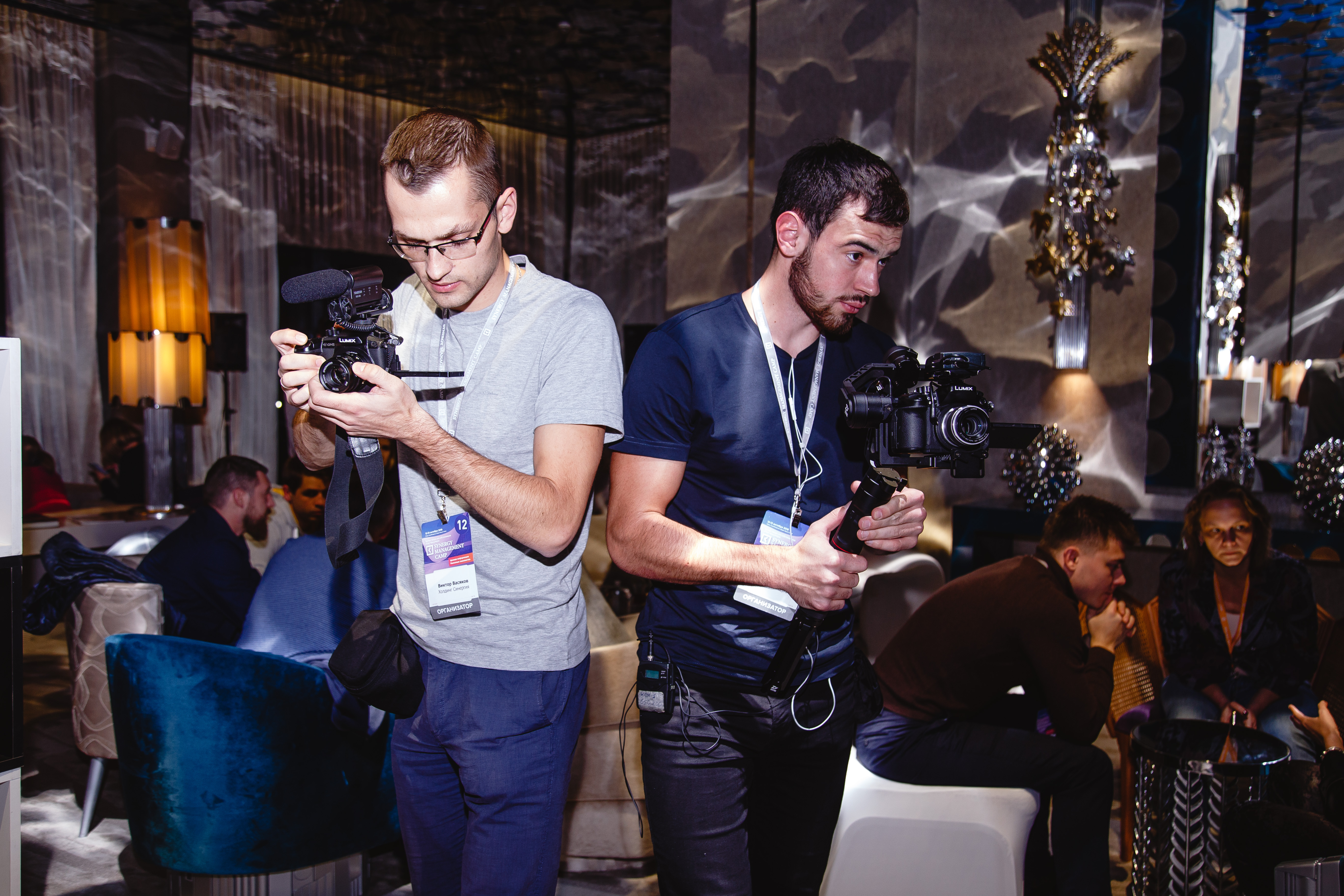 Репортажная съемка в Баку