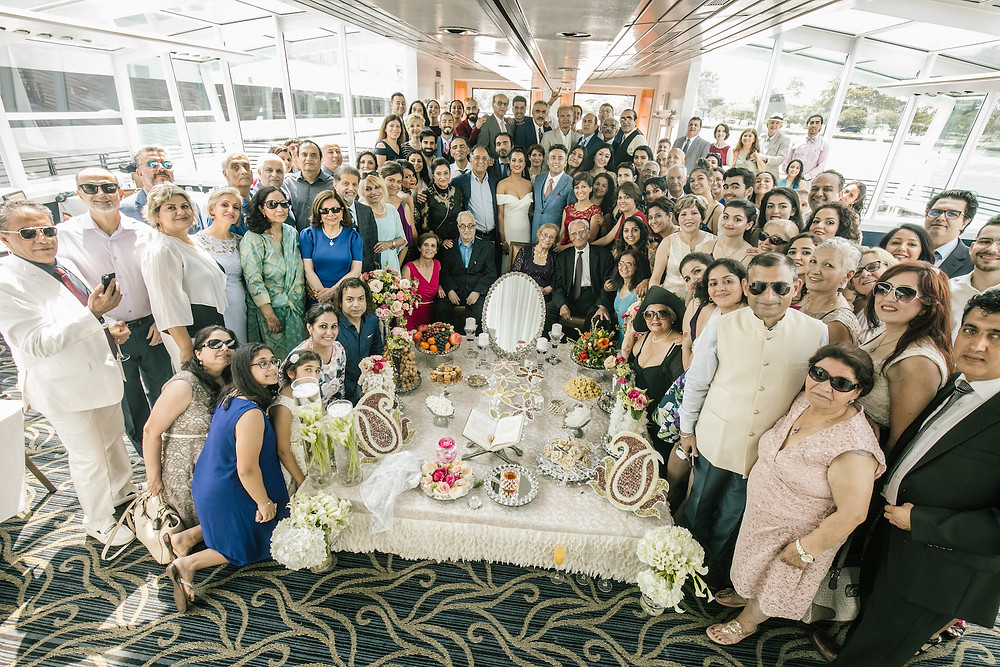 Persian Wedding Ceremony Washington DC CG & Co Events