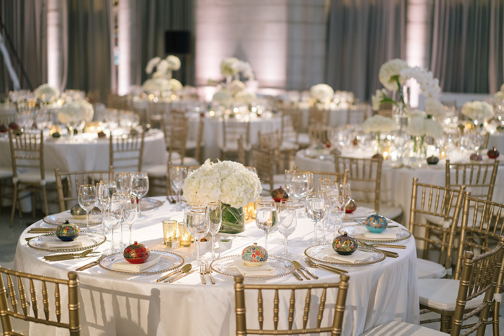 All White Indian Wedding Multicultural Wedding CG & Co Events