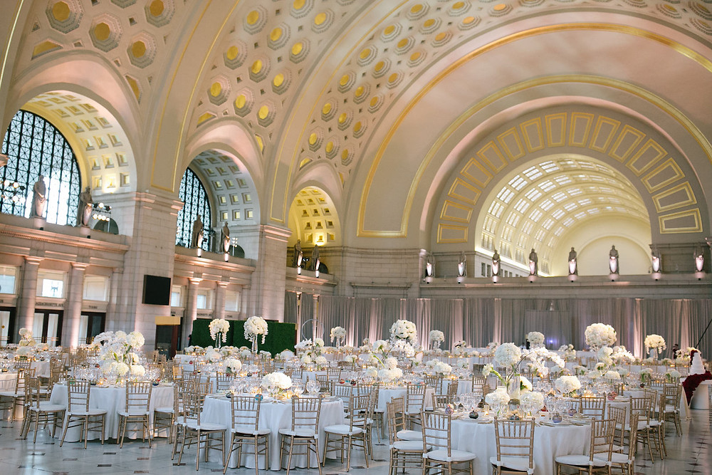 Union Station Wedding Washington DC Indian Wedding Planner CG & Co Events