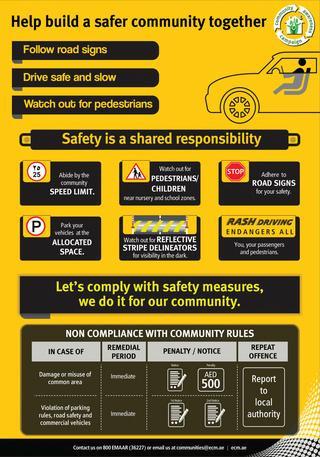 Emaar Driving Rules