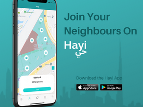 Hayi's Mission to Create Stronger Communities in the UAE