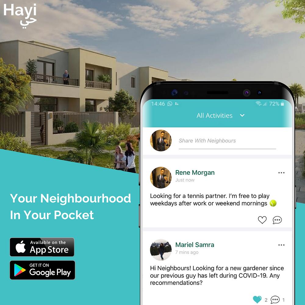 A closer look at the Hayi App