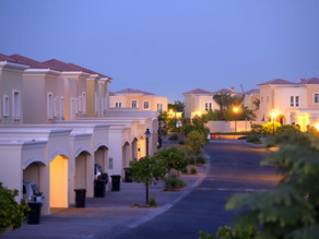 Life in Dubai: Neighbourhood Living.