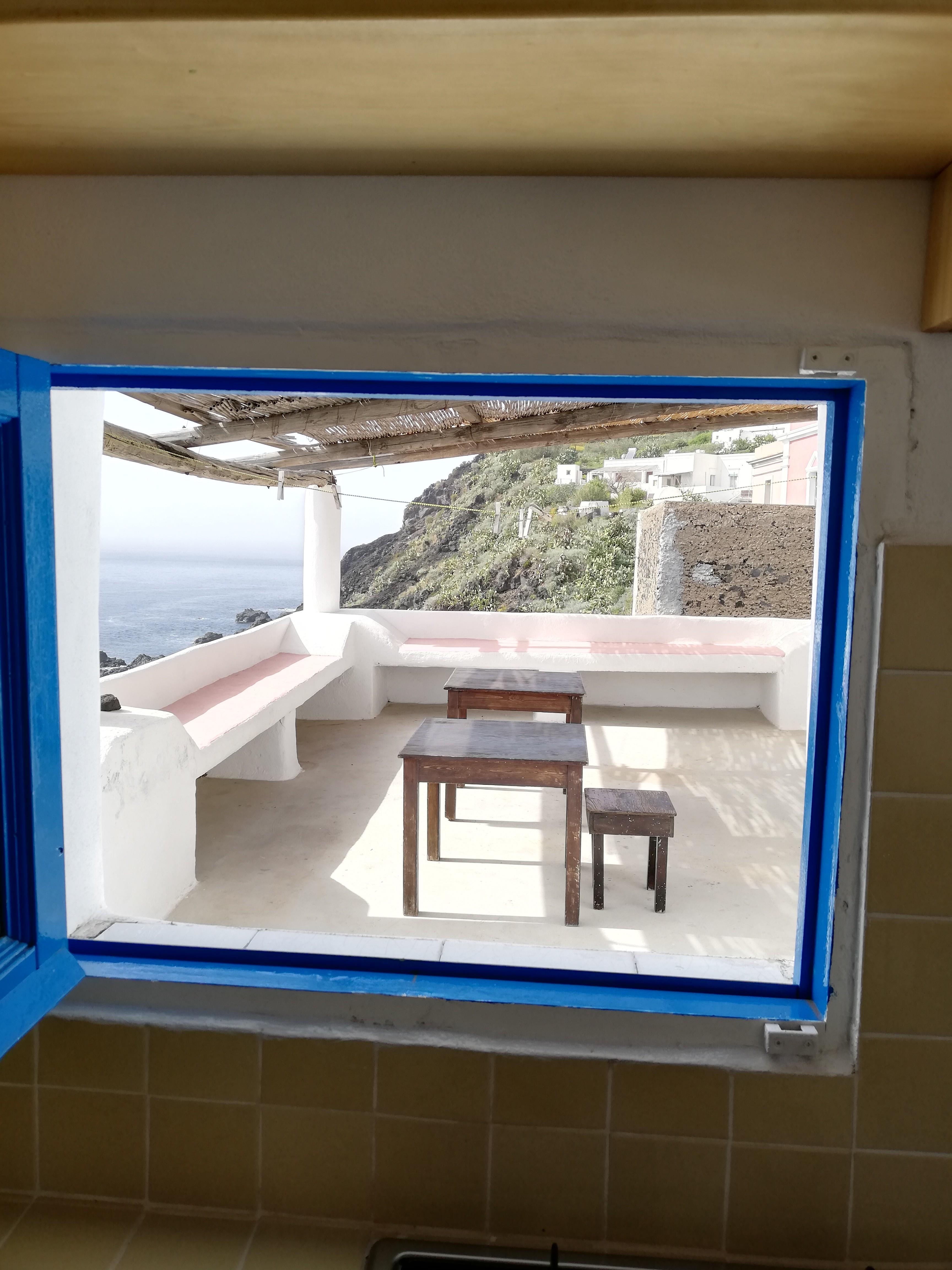 La finestrella della cucina