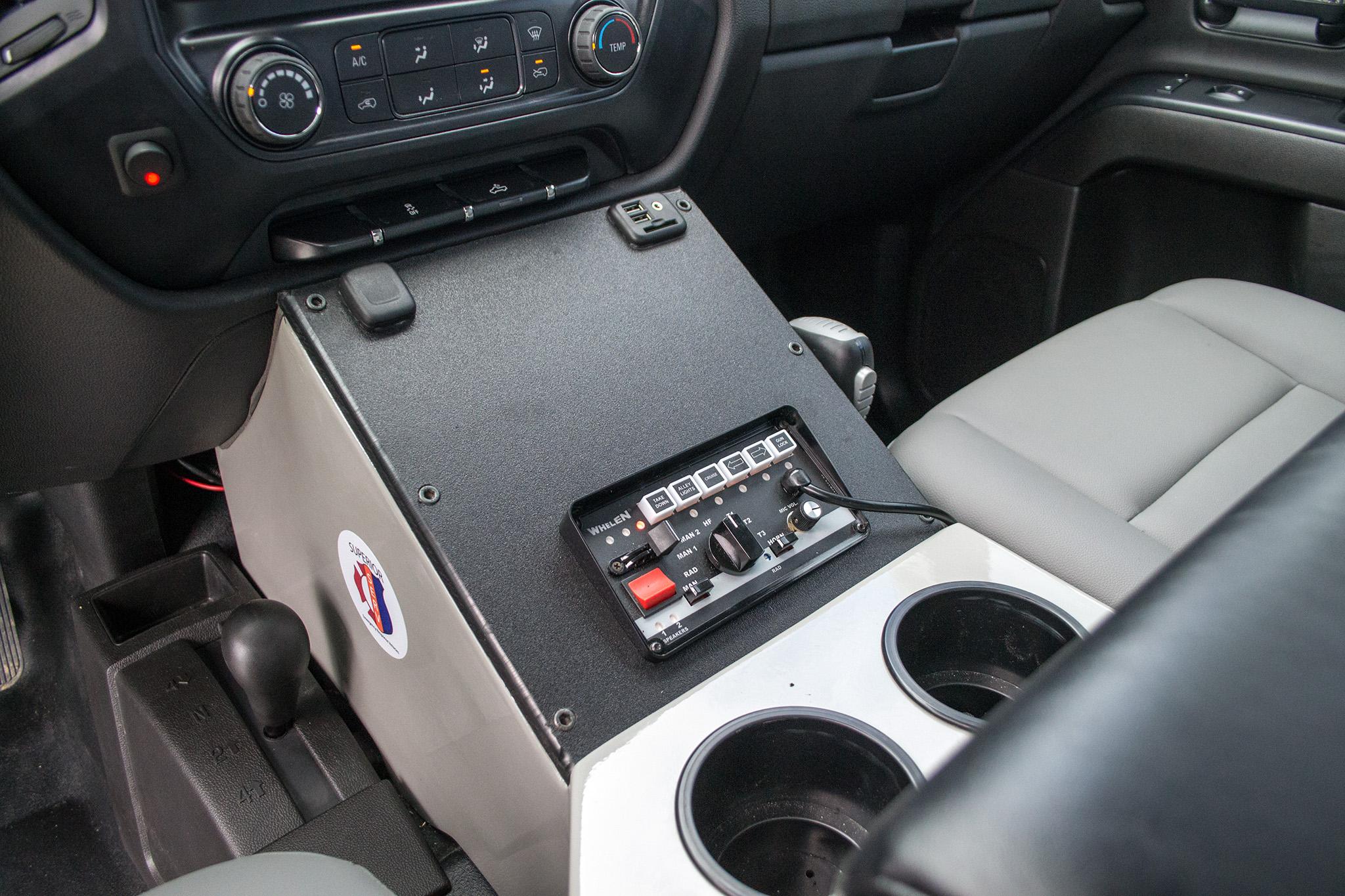 2016 Silverado | Emergency Vehicles | Upfitters| Superior
