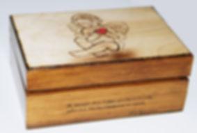 pudełko_ręcznie_aniołek_ozdabiane_serce_cytat_prezent.JPG