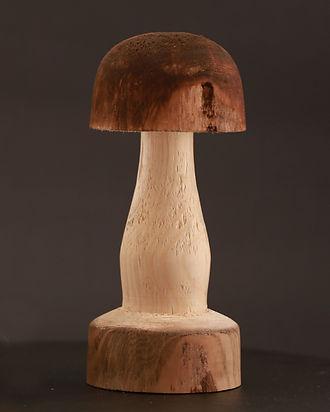 grzyb ozdoba świerk prezent grzybiarza upominek rękodzieło