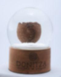 logo_Donitza_toczenie_w_drewnie_szklana_kula_śnieg motyw firmy w trówymiarze.jpg