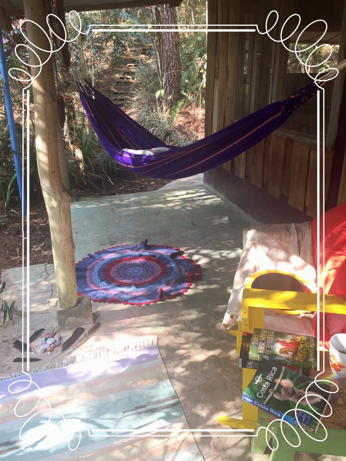 Hammocks on the Porches