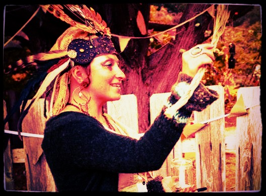 Priestess of Ceremony