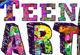 Teens only, bring a friend and meet new friends while creating art joy!  We will meet once/month on the third Friday of every month and each session we will feature a different media with several projects to choose from in the same genre.
