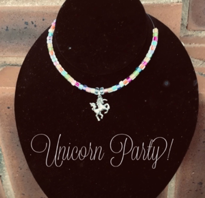 Unicorn Party-Necklace