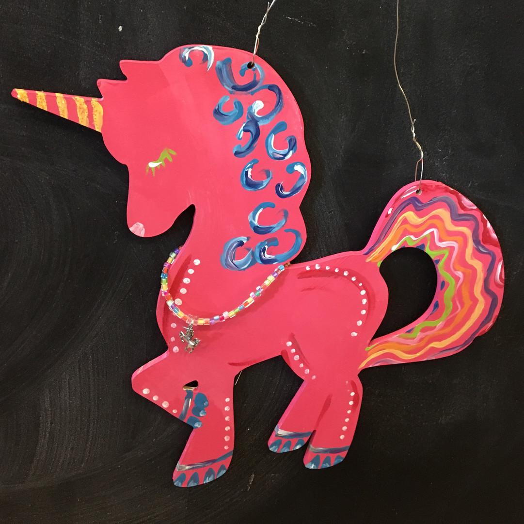Unicorn Party-Cut out