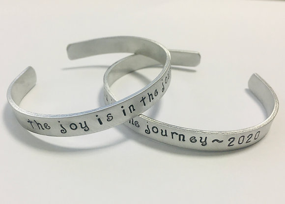 The Joy is in the Journey-2020, graduation gift