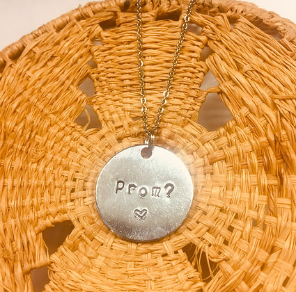 Prom? Necklace