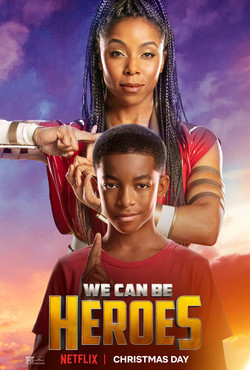Brittany and Isaiah Russell-We Can Be Heroes