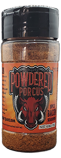 It has arrived! POWDERED PORCUS