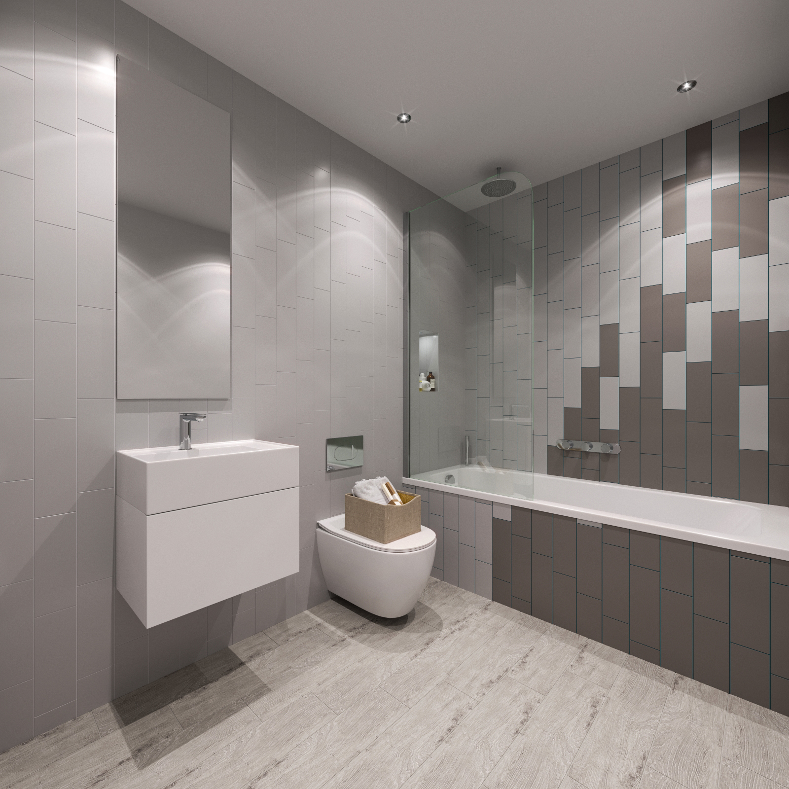 Bathroom Luxury CGI