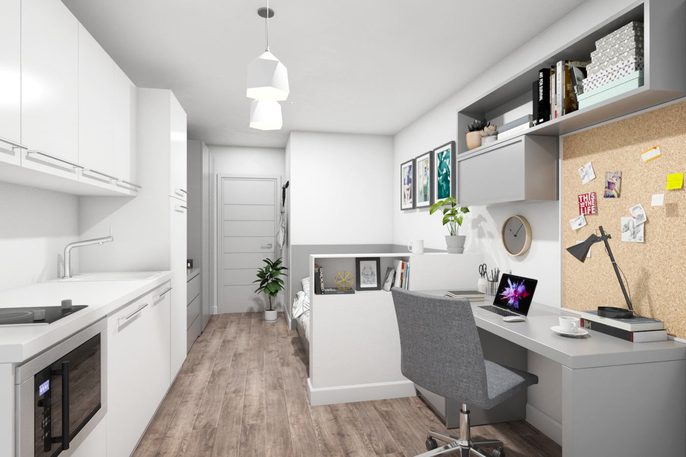 Student Studio Apartment