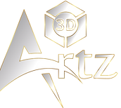 graphicartz logo 3d render visual design shul synagogue