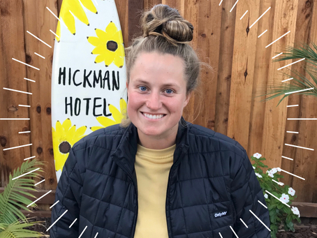 #MentorMeet: Maddy Hickman