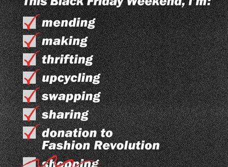 Black Friday & Cyber Monday Don't Suck, Necessarily