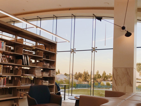 Fall in Love With the Library