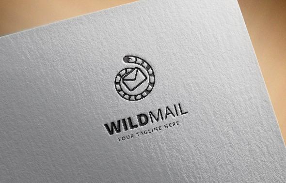 Wild Mail Logo