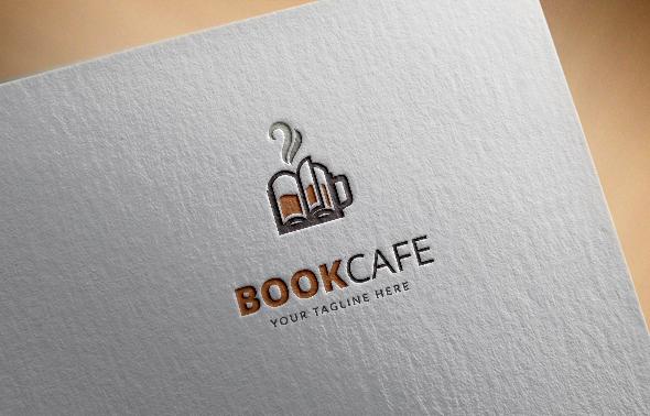 Book Cafe Logo