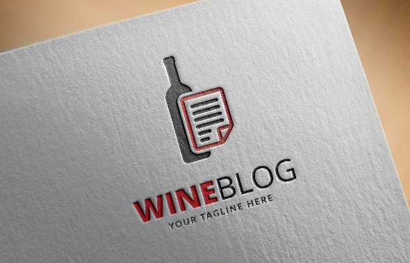 Wine Blog Logo