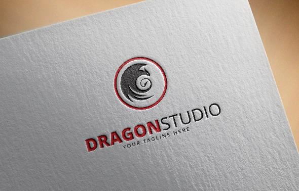 Dragon Studio Logo