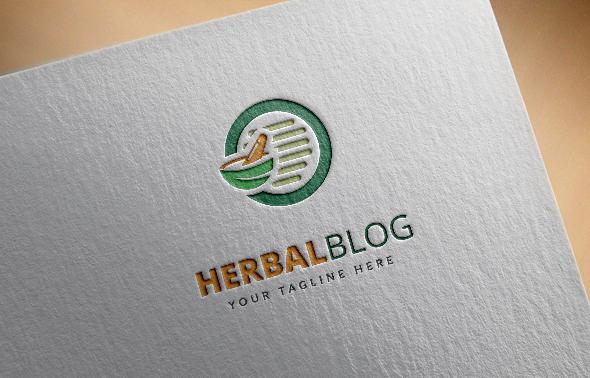 Herbal Blog Logo