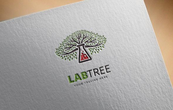Lab Tree Logo