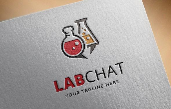 Lab Chat Logo