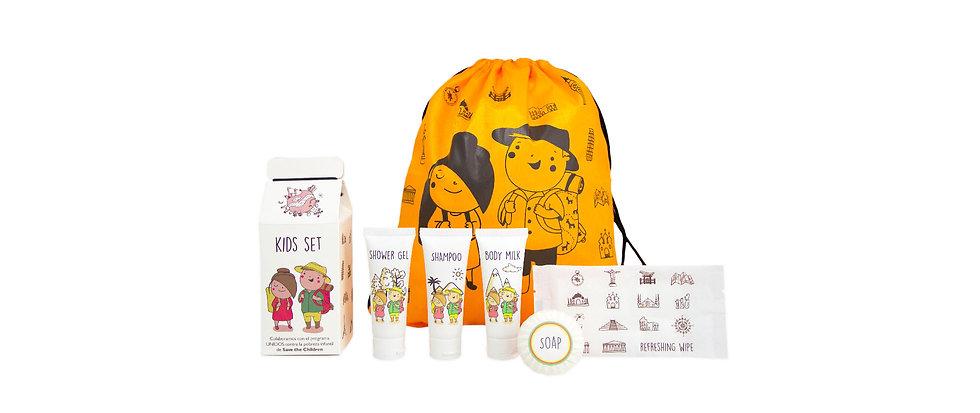 Kit Infantil Solidário