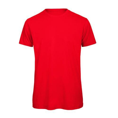 T-shirt B&C Inspire T Men 140g - 100% Algodão Orgânico