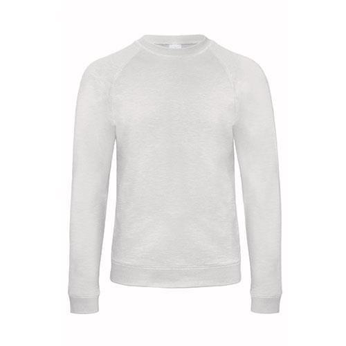Sweatshirt B&C DNM Starlight Men 280g - 80% Algodão / 20% Poliéster