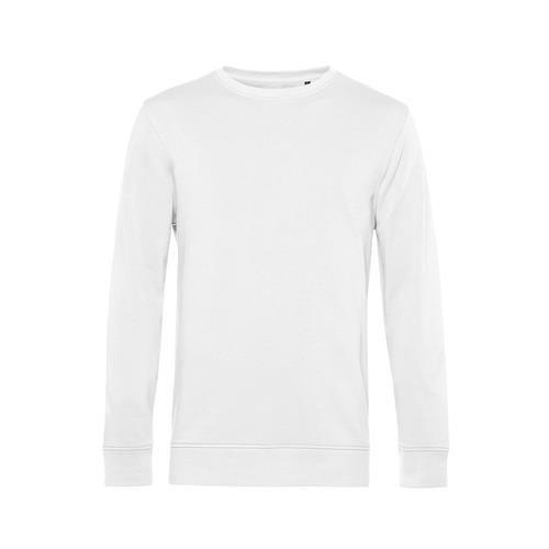 Sweatshirt B&C Organic gola redonda 280g - 80% Algodão Orgâo
