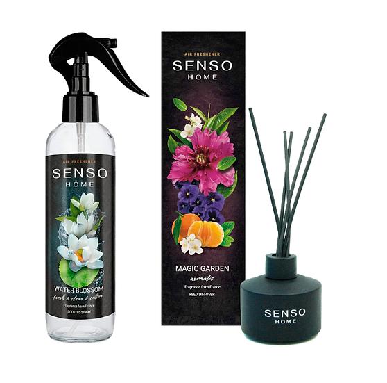 Ambientador Mikado e Spray Senso Home