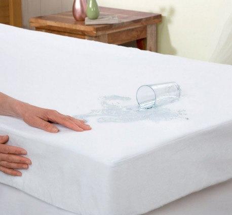 Protetor de colchão impermeável hotelaria