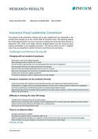 """Research Paper- """"Insurance Fraud Leadership Consortium"""""""