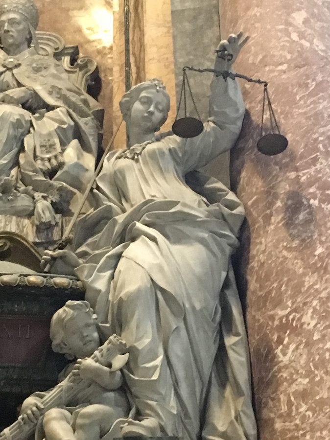 Bad Faith and Lady Justice