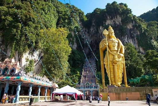 batu-caves-tour-from