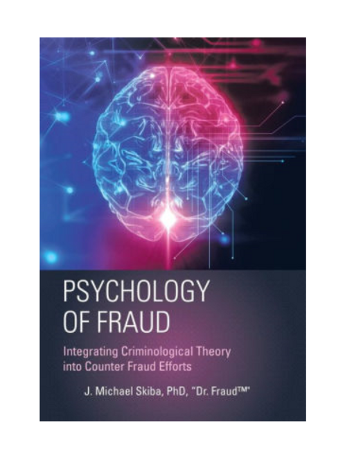 Psychology Of Fraud-Hardcover Book