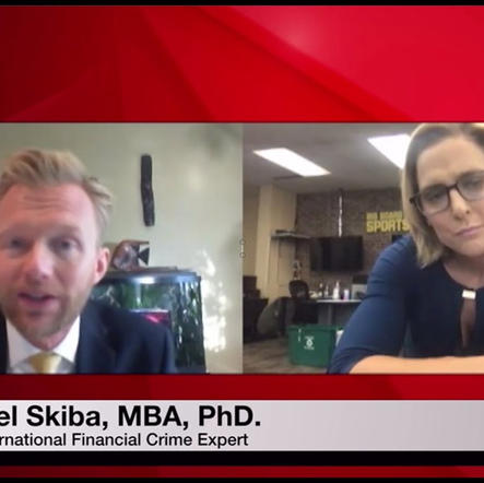 Twitter Attacks and Hacking Prevention- News Channel 13 Interview With Dr. Fraud